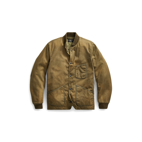 Ralph Lauren Jungle Cloth Jacket Olive Xl