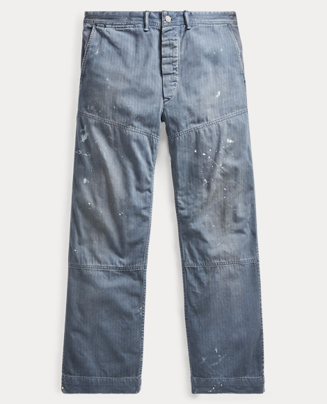 Cotton Twill Work Pant