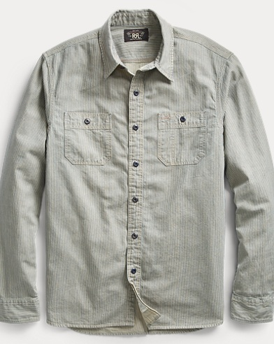 Tradesman Denim Workshirt