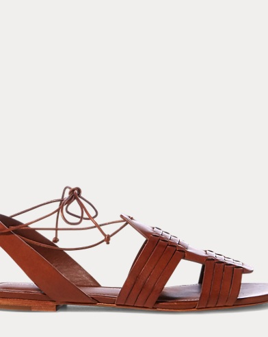 Jaida Vachetta Leather Sandal