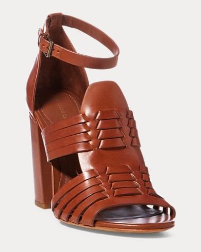Kierstin Vachetta Sandal