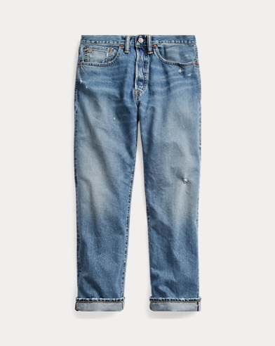 Boy Fit Selvedge Jean
