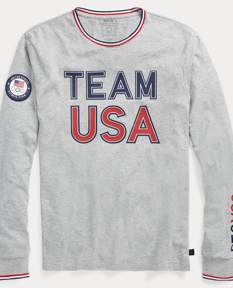 Team USA Cotton T-Shirt