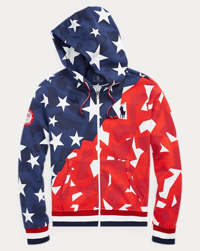 Team USA Double-Knit Hoodie