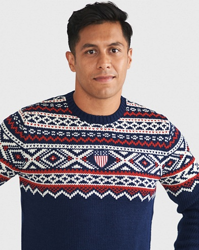Team USA Ceremony Sweater