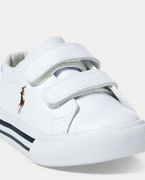 Slater Faux-Leather EZ Sneaker