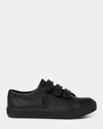 Slater Faux-Leather EZ Sneaker