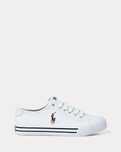 Slater Faux-Leather Sneaker