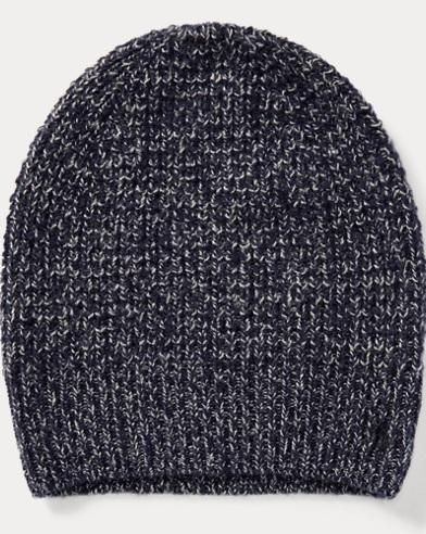 Wool-Cashmere Watch Cap