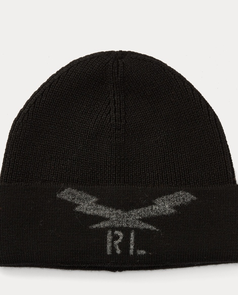 Lightning Bolt Wool Hat