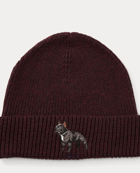 French Bulldog Watch Cap