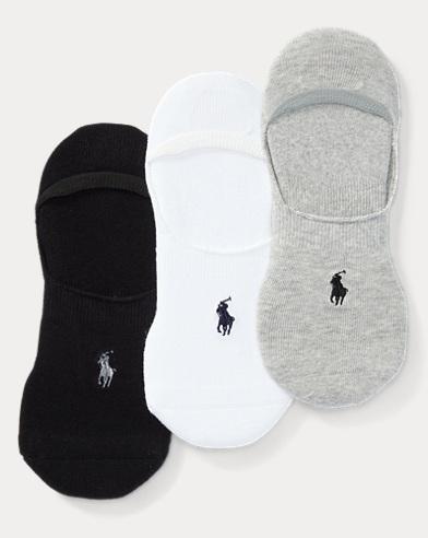 No-Show Liner Sock 3-Pack