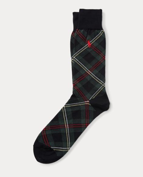 Tartan Trouser Socks