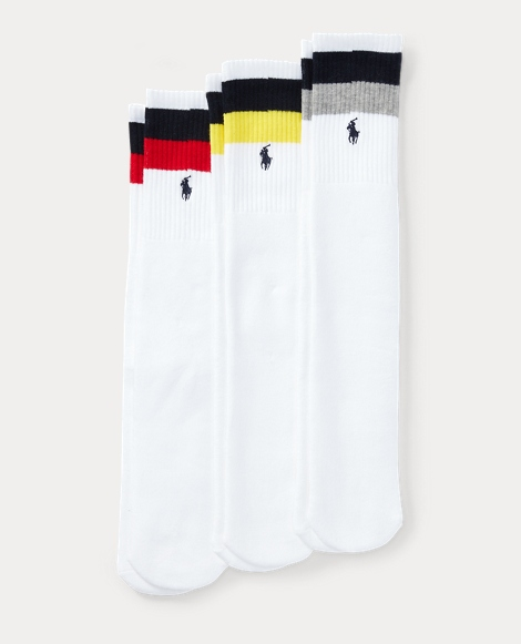 Tube Sock 3-Pack