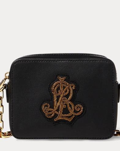 Leather Payton Crossbody Bag