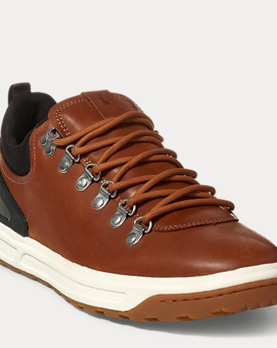 Adventure 100 Leather Sneaker