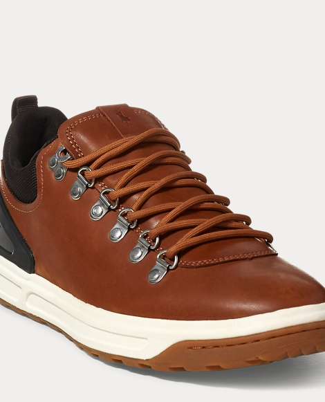 Adventure 100 Leather Sneaker