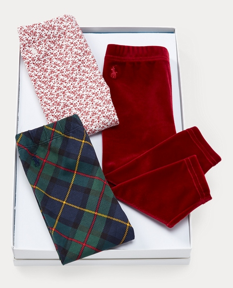 Legging 3-Piece Gift Set
