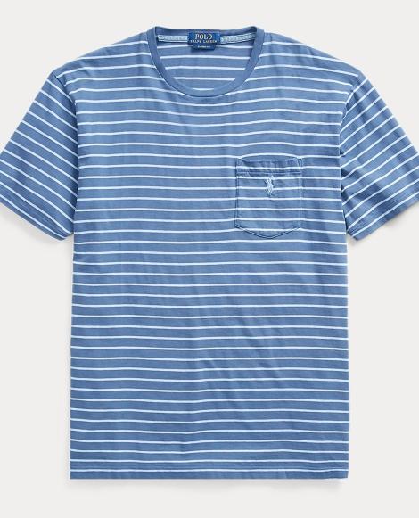 Weathered Cotton T-Shirt