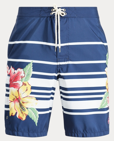 Kailua Graphic Swim Trunk