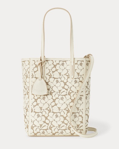 Laser-Cut Mini Modern Tote