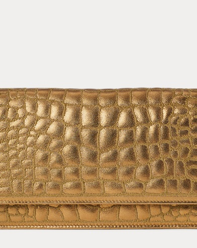 Quilted Nappa Chain Wallet