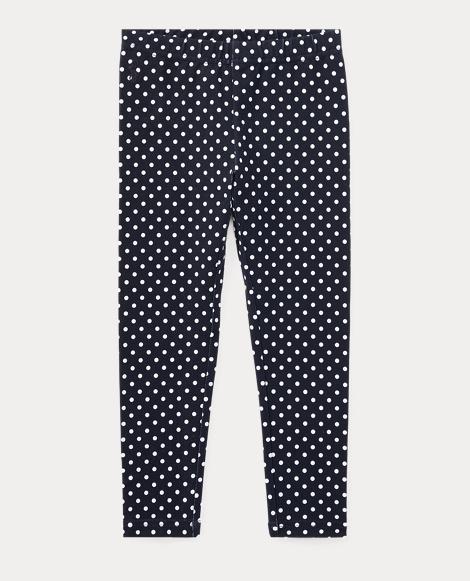 Polka-Dot Jersey Legging