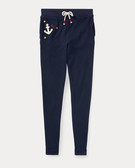 Anchor French Terry Legging