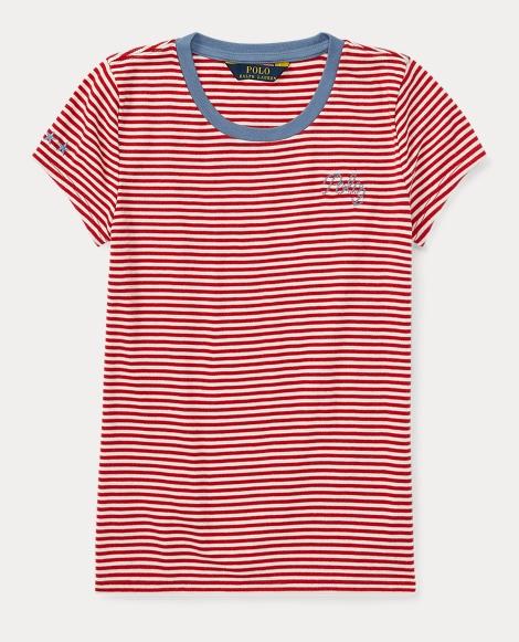 Polo Striped Jersey T-Shirt