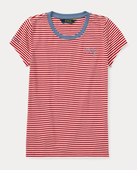 Polo Striped Jersey T-Shirt