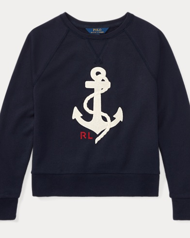 Anchor French Terry Sweatshirt