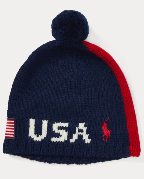 Team USA Ceremony Wool Hat