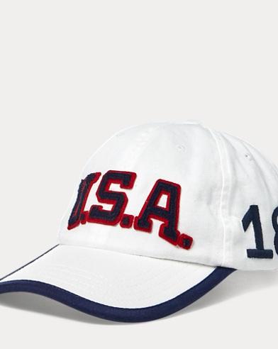 Team USA Chino Baseball Cap