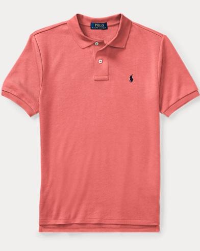 Cotton Spa Terry Polo Shirt