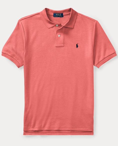 Cotton Spa Terry Polo Shirt