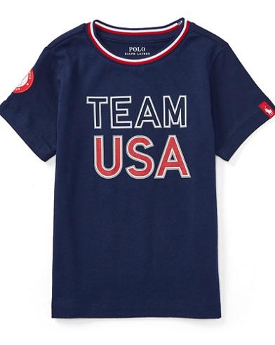 Team USA Cotton T-Shirt