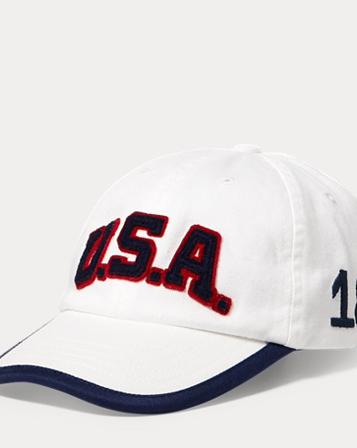 Team USA Chino Baseball Cap