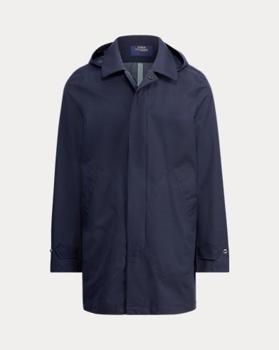 Waterproof Twill Coat