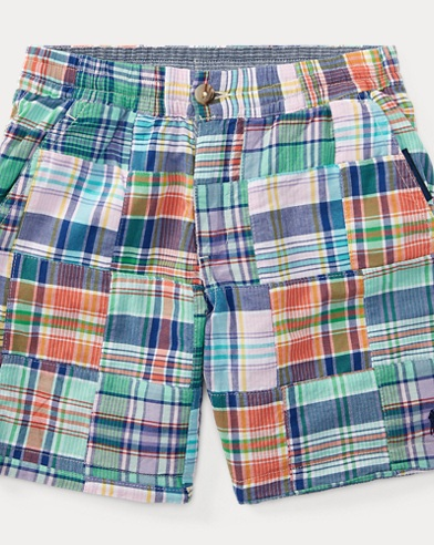 Straight Fit Reversible Short