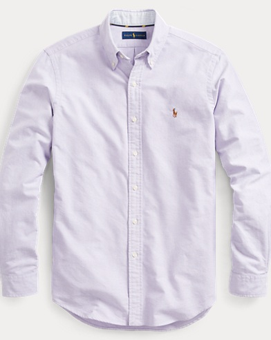 Classic Fit Cotton Sport Shirt