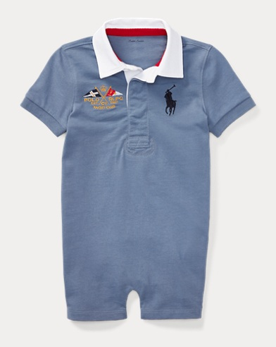 Cotton Jersey Rugby Shortall