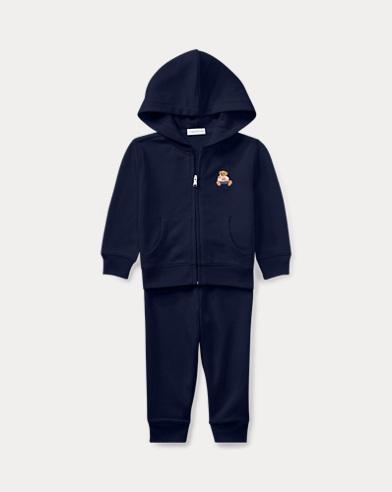 Polo Bear Hoodie & Pant Set
