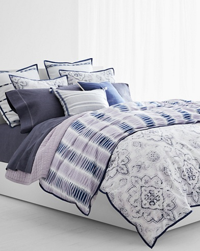 Luna Medallion Comforter Set