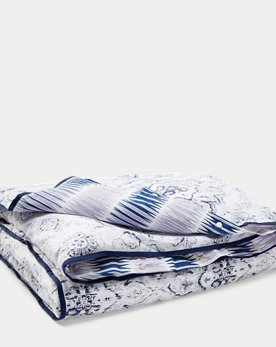 Luna Medallion Duvet Cover Set