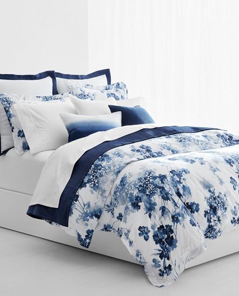 Flora Floral Comforter Set
