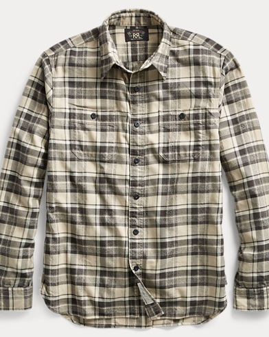 Tradesman Cotton Workshirt