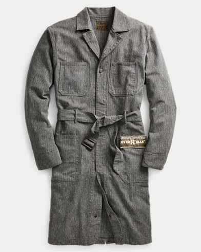 Limited-Edition Shop Coat