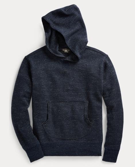 Wool-Cotton Hoodie