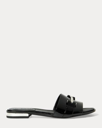 Davan Leather Sandal