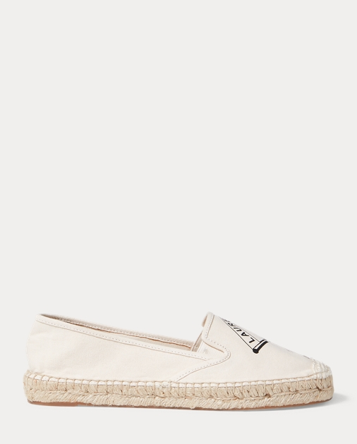 Dillan Canvas Espadrille by Ralph Lauren